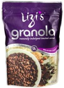 Bild på Lizis Granola Belgian Chocolate 400 g
