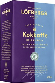 Bild på Löfbergs Kaffe Mellanrost Kok 450 g