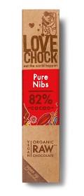 Bild på Lovechock Raw Chocolate Pure Nibs 40 g