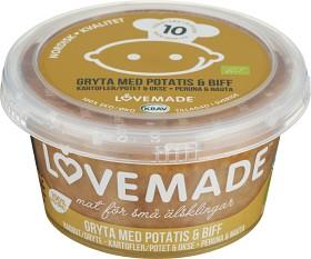 Bild på Lovemade Gryta med Potatis & Biff 10M 180 g
