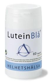 Bild på Helhetshälsa LuteinBlå 60 kapslar