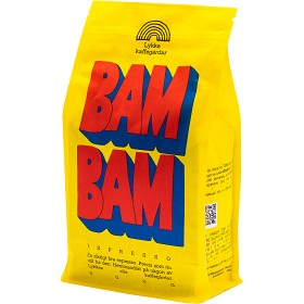 Bild på Lykke Kaffegårdar Bam Bam 500 g Helböna