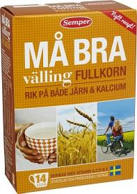 Bild på Semper Må Bra Fullkorn Välling 14 port
