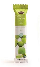 Bild på Green Dream Dark Chocolate & Lime 30 g