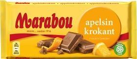 Bild på Marabou Apelsinkrokant 200 g