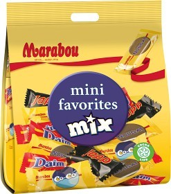 Bild på Marabou Mini Favorites Mix 188 g