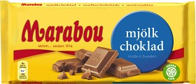 Bild på Marabou Mjölkchoklad 200 g