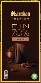 Bild på Marabou Premium Dark Kaffe 70% 100 g