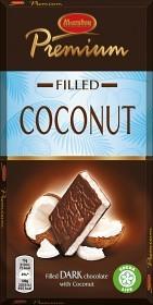 Bild på Marabou Premium Filled Coconut 150 g