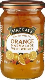 Bild på Mackays Apelsin och Whiskymarmelad 340 g