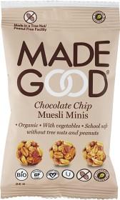 Bild på MadeGood Granolabollar Chocolate Chip
