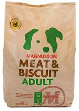 Bild på Magnusson Meat & Biscuit Adult 4,5 kg