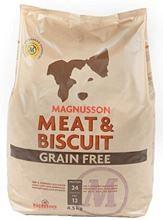 Bild på Magnusson Meat & Biscuit Grain Free 4,5 kg