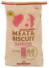 Bild på Magnusson Meat & Biscuit Junior 10 kg