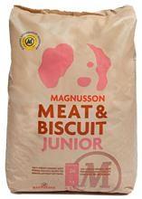 Bild på Magnusson Meat & Biscuit Junior 4,5 kg