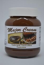 Bild på Major Cream Hasselnötskräm 350 g