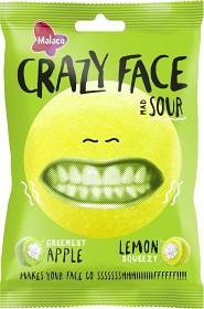 Bild på Malaco Crazy Face Sour 80 g