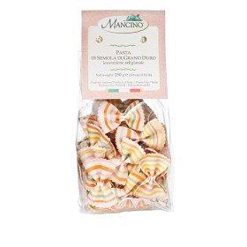 Bild på Mancino Pasta Farfalle Fantasia 250 g
