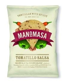 Bild på ManoMasa Tomatillo Salsa 160 g