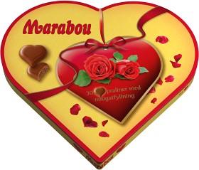 Bild på Marabou Hearts Chokladpraliner 30 st