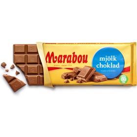 Bild på Marabou Mjölkchoklad 200g