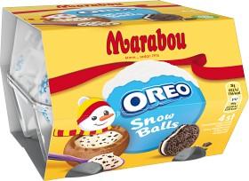 Bild på Marabou Oreo Snowballs 4 p