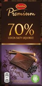 Bild på Marabou Premium Lakrits 70% 100 g