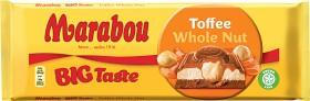 Bild på Marabou Toffee Wholenut 300 g