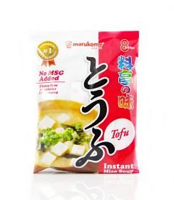 Bild på Marukome Misosoppa med Tofu 153 g