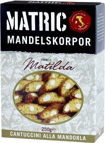 Bild på Matric Cantuccini Mandelskorpor 250 g