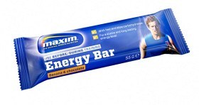 Bild på Maxim Endurance Energy Bar Banana Chocolate 55 g