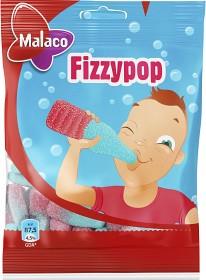 Bild på Malaco Fizzypops 80 g