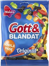 Bild på Malaco Gott & Blandat Original 400 g