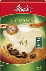 Bild på Melitta Kaffefilter Gourmet Intense 1x4 80 st