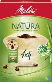 Bild på Melitta Kaffefilter Natura 1x4 80 st