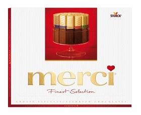 Bild på Merci Chokladpraliner 250 g