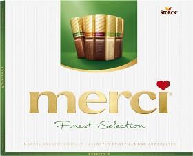 Bild på Merci Krisp & Mandel Chokladpraliner 250 g