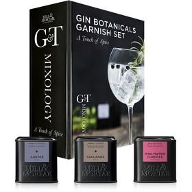 Bild på Mill & Mortar G&T Garnish Set A Touch of Spice
