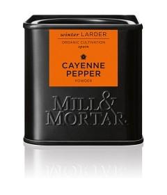 Bild på Mill & Mortar Cayennepeppar Finmalt Pulver 45 g