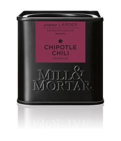Bild på Mill & Mortar Chipotle-chiliflingor 45 g