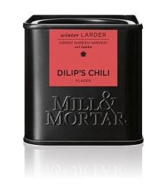 Bild på Mill & Mortar Dilips Chiliflingor 45 g
