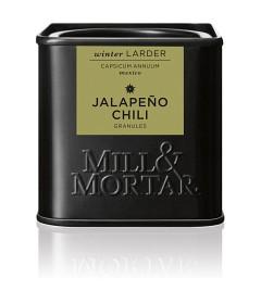 Bild på Mill & Mortar Jalapeño-chiliflingor 45 g