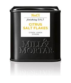 Bild på Mill & Mortar Citrussalt 70 g