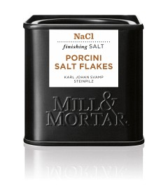 Bild på Mill & Mortar Karl Johan Salt (Porcini) 80 g