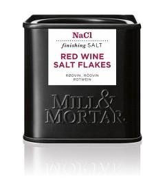 Bild på Mill & Mortar Rödvinssalt 80 g