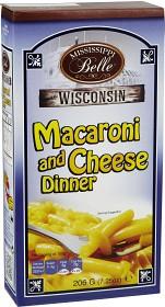 Bild på Mississippi Belle Macaroni & Cheese 206 g