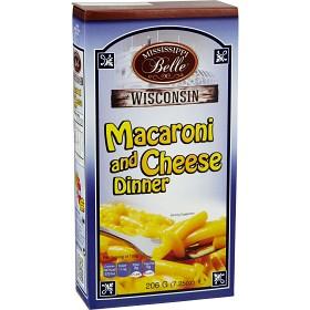 Bild på Mississippi Belle Macaroni & Cheese 206g
