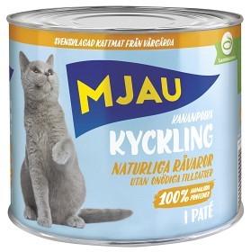 Bild på Mjau Kyckling i Paté 635 g