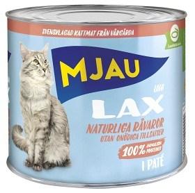 Bild på Mjau Lax i Paté 635 g
