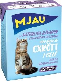 Bild på Mjau Oxkött i Gelé 380 g